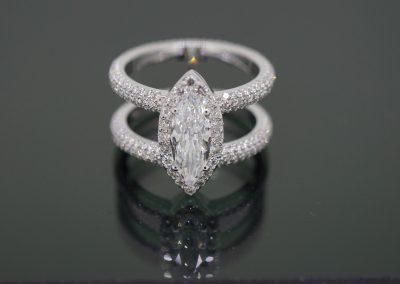 Diamond ring 10