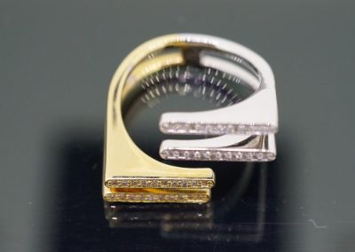 Diamond ring 22