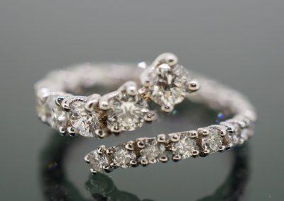 Diamond ring 24