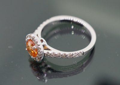 Diamond ring 25