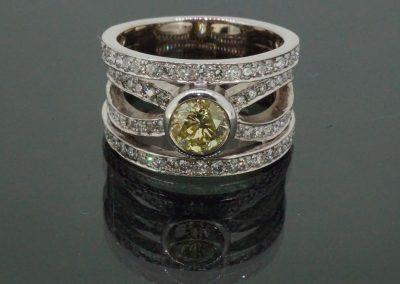 Diamond ring 44